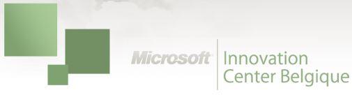 Microsoft Innovation Center (MIC Mons)